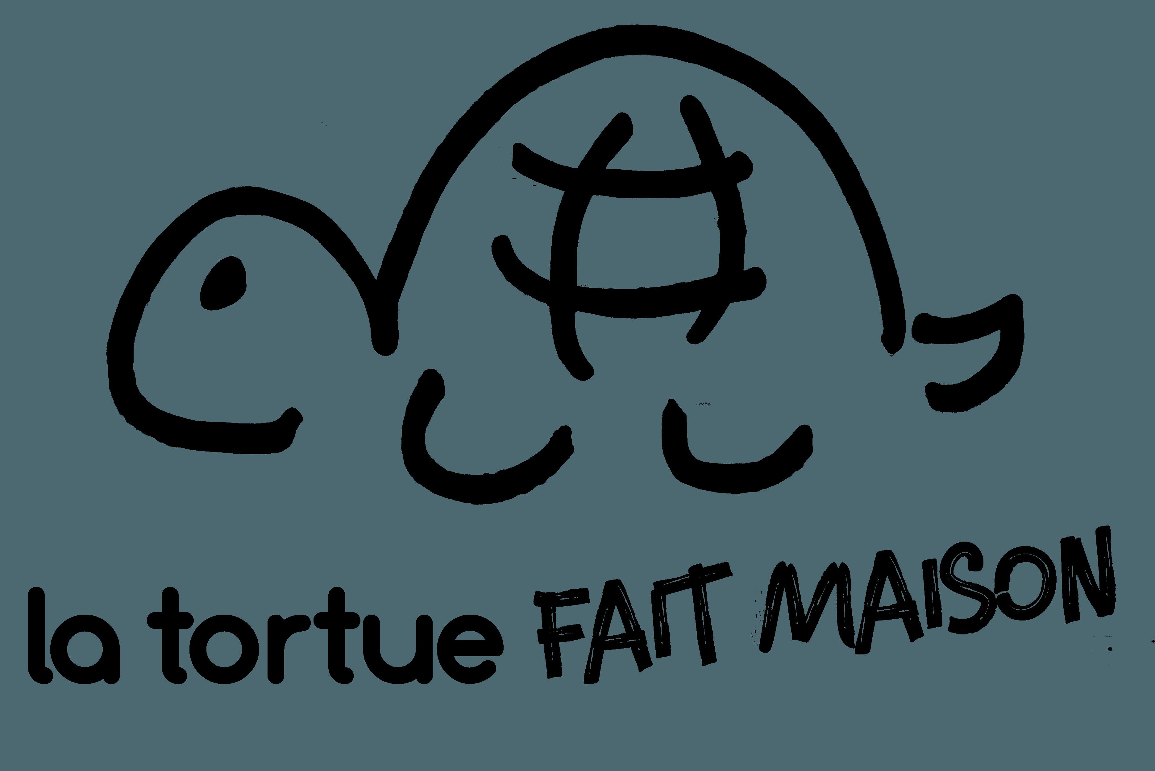 Logo La Tortue Fait Maison